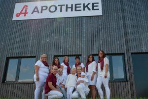 Team Apotheke im Frunpark